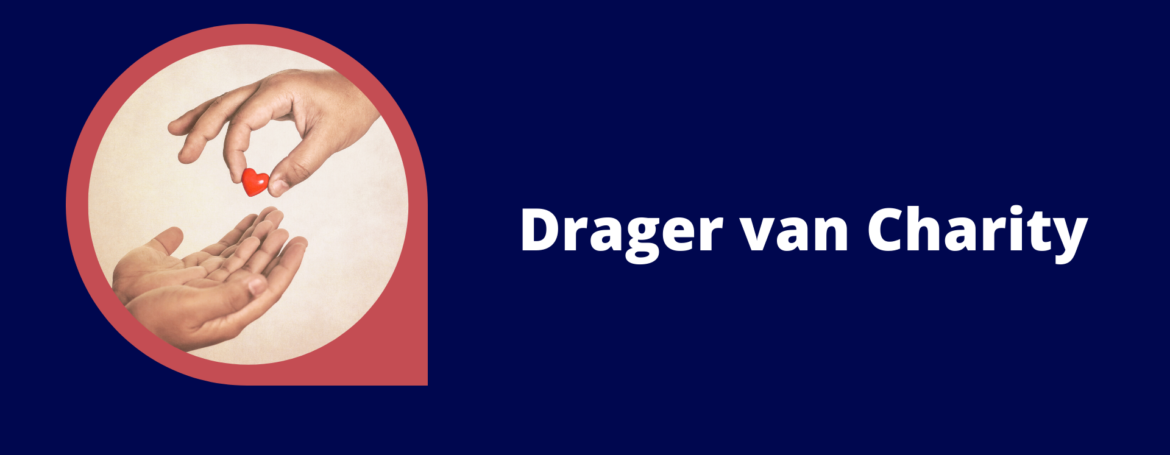Drager van Charity